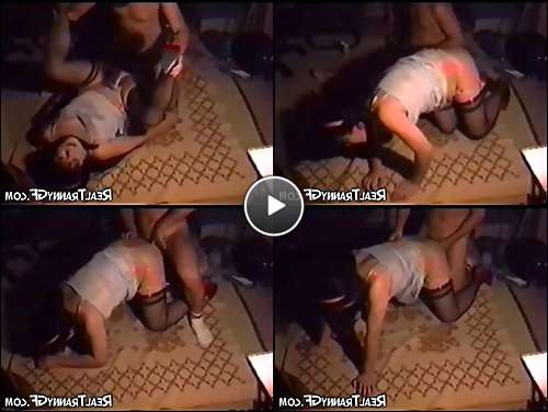 transexual sex tape video
